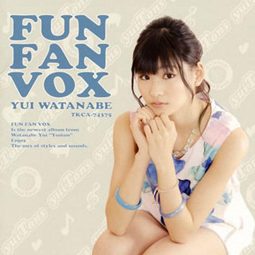Watabe Yui / FUN FAN VOX [Regular Edition]
