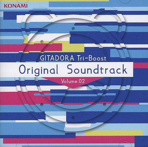【中古】アニメ系CD GITADORA Tri-Boost Original Soundtrack Volume.02[DVD付]