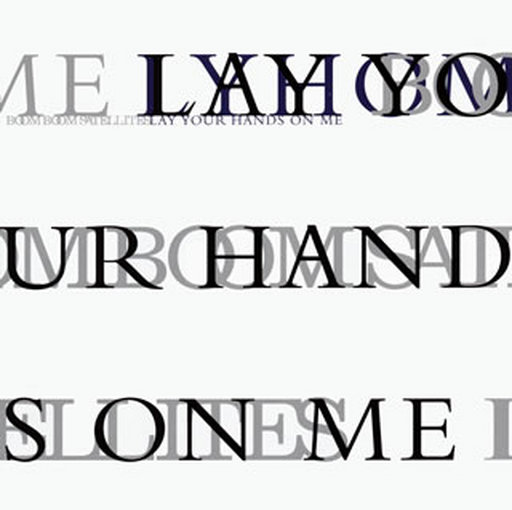 boom boom satellites lay your hands on me 通常盤 tvアニメ