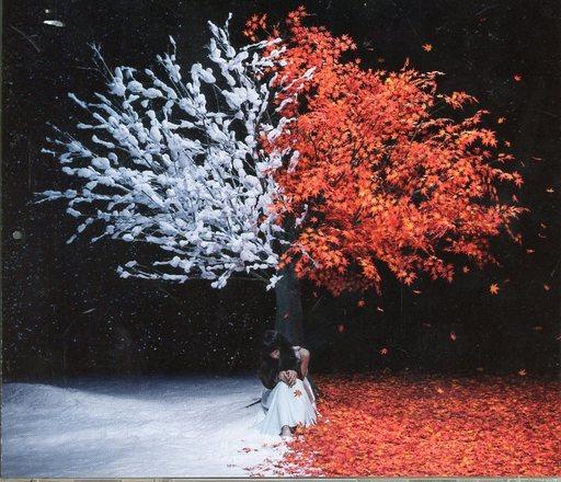 【中古】アニメ系CD Aimer / 茜さす/everlasting snow[通常盤] ?TVアニメ「夏目友人帳 伍」エンディングテーマ