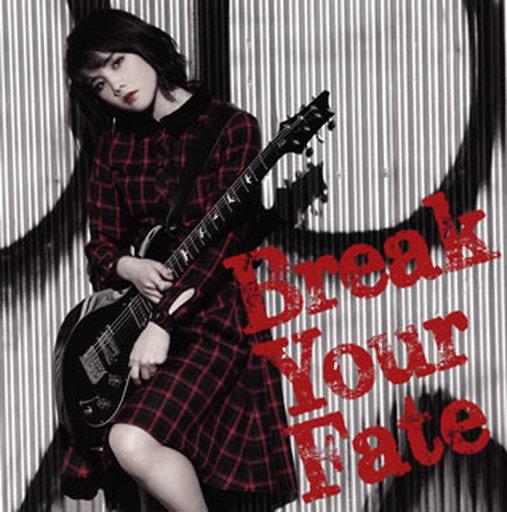 【中古】アニメ系CD 西沢幸奏 / Break Your Fate[DVD付初回限定盤]