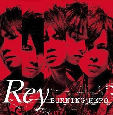 【中古】アニメ系CD Rey/BURNING HERO 「トミカヒーロー レスキューファイアー」ED