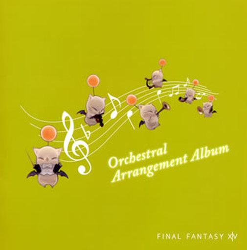 【中古】アニメ系CD FINAL FANTASY XIV Orchestral Arrangement Album