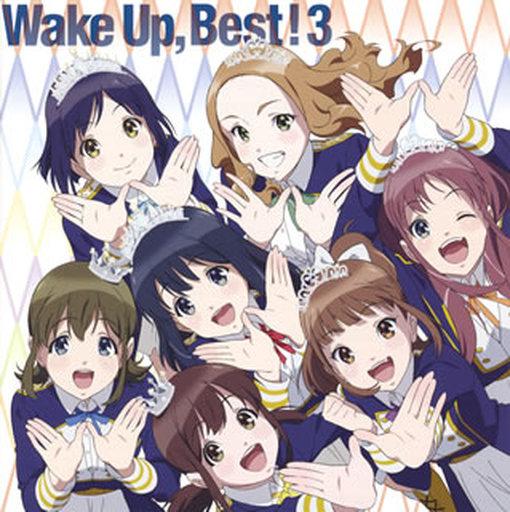 Wake Up、Girls! / Wake Up、Best!3[Bru-ray付初回限定盤]
