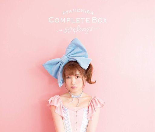 内田彩 / AYA UCHIDA Complete Box -50 Songs- [通常盤]