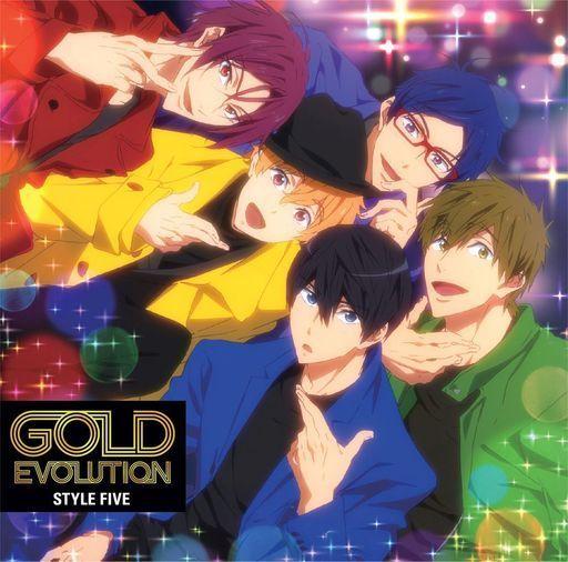 【新品】アニメ系CD STYLE FIVE / GOLD EVOLUTION -TVアニメ「Free!-Dive to the Future-」ED主題歌