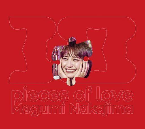 中島愛 / 30 pieces of love[Blu-ray付初回限定盤]