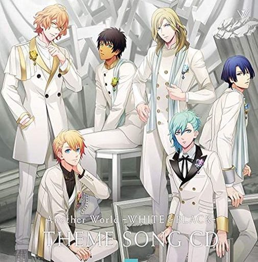 「うたの☆プリンスさまっ♪ Another World-WHITE&BLACK-」テーマソングCD