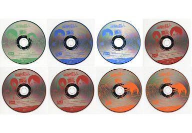 【中古】アニメ系CD 進撃の巨人 声くじ ドラマCD 全8種セット