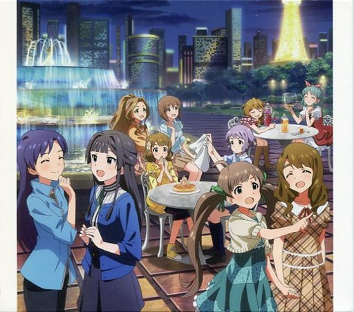 THE IDOLM@STER LIVE THE@TER ...