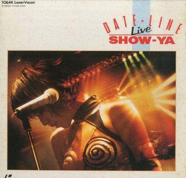【中古】LD SHOW-YA/デイト・ライン