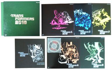 【中古】LD 不備有)戦え!超ロボット生命体トランスフォーマー 2010 BOX(状態:収納BOXに難有り)