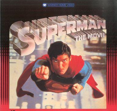 【中古】LD スーパーマン