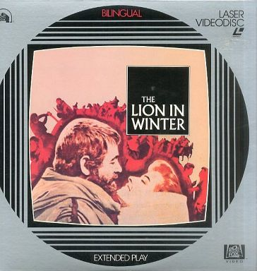 THE LION IN WINTER 冬のライオン