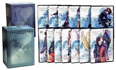 【中古】アニメDVD アルジェントソーマ 初回版 BOX*2付き 全13巻セット