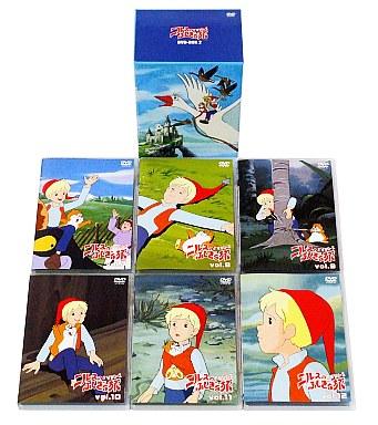 ニルスのふしぎな旅 DVD-BOX 2