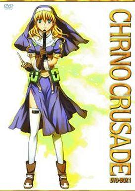 【中古】DVD クロノクルセイド DVD-BOX 1 [初回限定版] <6枚組>
