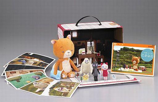 【中古】アニメDVD こま撮りえいが こまねこ デラックス版BOX