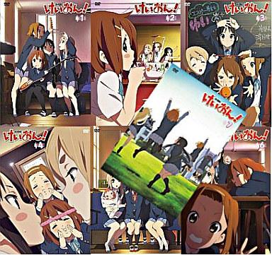 【中古】アニメDVD けいおん! 通常版全7巻セット
