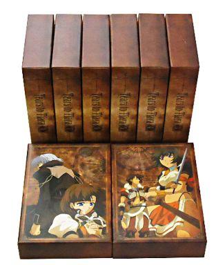 ティアーズ・トゥ・ティアラ 初回限定版全8巻セット