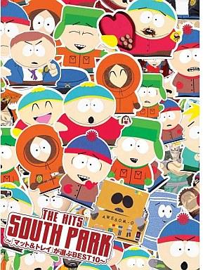 【中古】アニメDVD THE SOUTH PARK:THE HITS?「マット&トレイ」が選ぶBEST10?