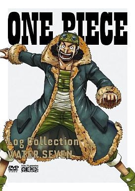 ONE PIECE ワンピース Log Collection WATER SEVEN [期間限定生産][初回版]