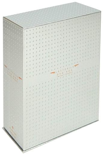 【中古】アニメDVD ラストエグザイル DVD-BOX[初回限定版]