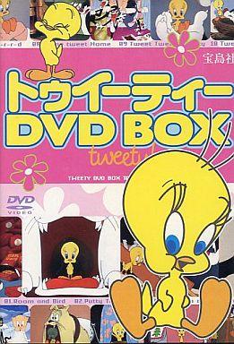 【中古】アニメDVD トゥイーティー DVD BOX(日本語字幕版)