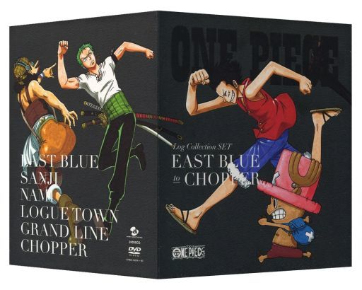 ONE PIECE ワンピース Log Collection SET 「EAST BLUE to CHOPPER」 [期間限定生産]