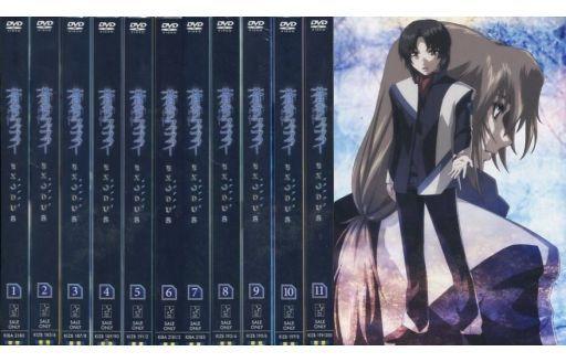 【中古】アニメDVD 蒼穹のファフナー EXODUS 初回版 全12巻セット