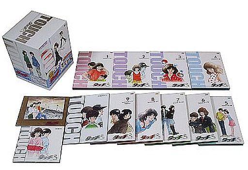 【中古】アニメDVD 不備有)「タッチ TVシリーズ」 DVD-BOX [初回限定生産](状態:BOXに難有り)