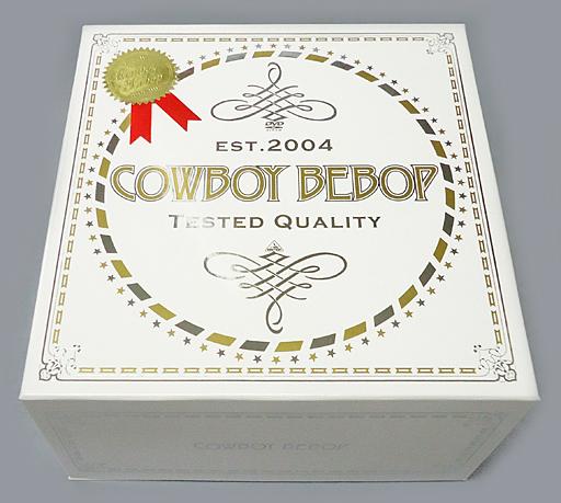 不備有)COWBOY BEBOP 5.1ch DVD-BOX [限定版](状態:DISC1にセンターホール割れ有り)