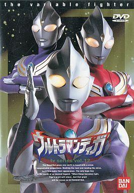 【中古】特撮DVD ウルトラマンティガ vol.12