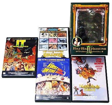 【中古】洋画DVD レイ・ハリーハウゼン ライブラリーリミテッドBOX III