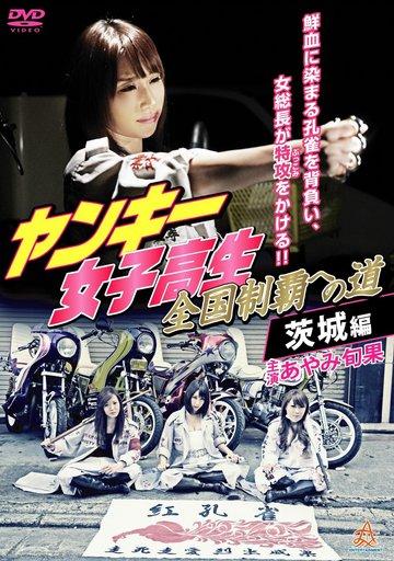 【中古】邦画DVD ヤンキー女子高生 全国制覇への道