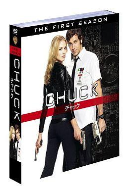 【中古】海外TVドラマDVD CHUCK(チャック)<ファースト・シーズン>セット2