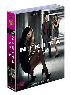 【中古】海外TVドラマDVD NIKITA/ニキータ<サード>セット2