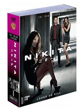 【中古】海外TVドラマDVD NIKITA ニキータ サード・シーズン セット 1
