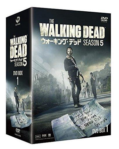 【中古】海外TVドラマDVD ウォーキング・デッド シーズン5 DVD BOX 1