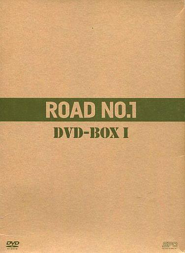 【中古】海外TVドラマDVD 不備有)ロードナンバーワン DVD-BOX 1(状態:ブックレット欠品)
