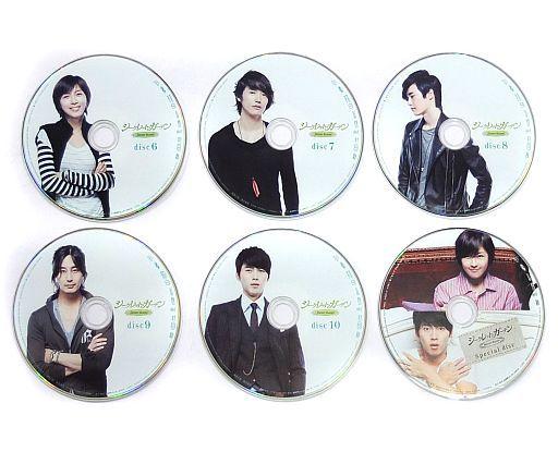 【中古】海外TVドラマDVD 不備有)シークレット・ガーデン DVD-BOX II(状態:パッケージ欠品)
