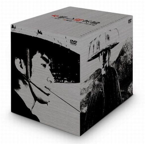 【中古】国内TVドラマDVD 木枯らし紋次郎 DVD-BOX (1)
