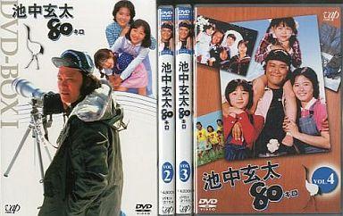 【中古】国内TVドラマDVD 1 池中玄太80キロ DVD-BOX 3枚組