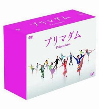 【中古】国内TVドラマDVD プリマダム DVD-BOX(4枚組)