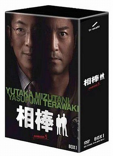 【中古】国内TVドラマDVD 相棒  シーズン5  DVD-BOX1
