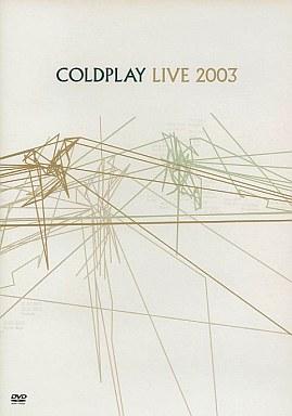 【中古】洋楽DVD コールドプレイ/LIVE2003