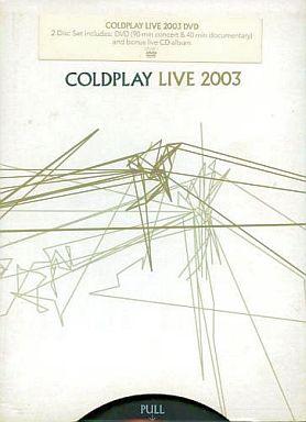 【中古】洋楽DVD コールドプレイ/LIVE2003[限定版]