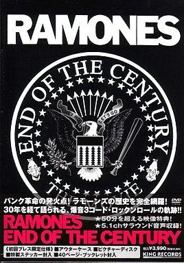 【中古】洋楽DVD ラモーンズ / エンド・オブ・ザ・センチュリー [初回限定版]
