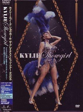 【中古】洋楽DVD カイリー・ミノーグ/ショーガール-ザ・グレイテスト・ヒッツ・ツアー