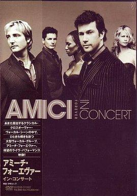 【中古】洋楽DVD アミーチ・フォーエヴァー/イン・コンサート